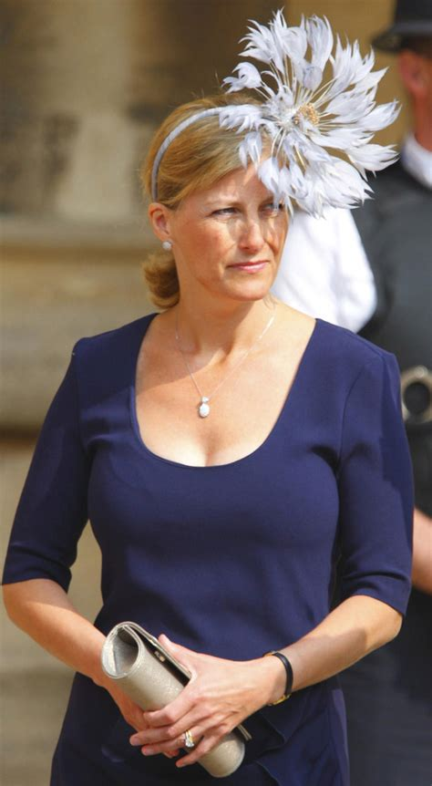 Sophie Countess of Wessex Fascinator - Sophie Countess of ...