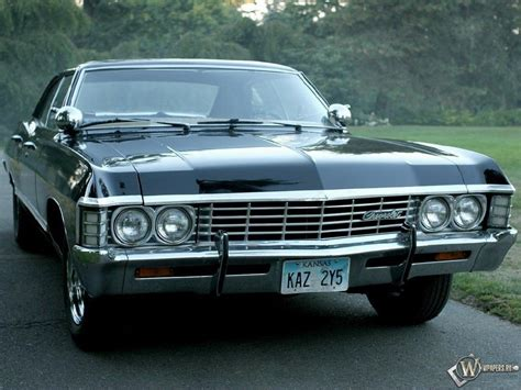 Chevrolet Impala 1967 Wallpaper - johnywheels.com
