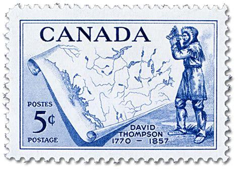 David Thompson's Legacy