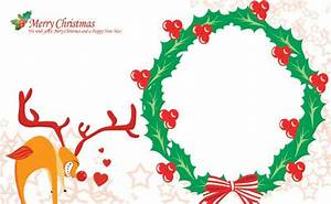 Christmas Cards Templates (12) - Coloring Kids
