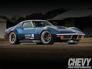 Corvette C3 Stingray : 1972 chevrolet corvette stingray chevy high performance magazine ~ Medecine-chirurgie-esthetiques.com Avis de Voitures