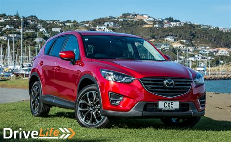 mazda cx  limited car review drivelife drivelife