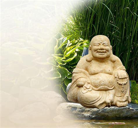 sitzender buddha aus stein f 252 r den garten