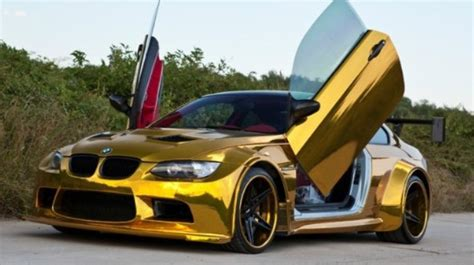 Bmw E92 M3 With Butterfly Doors Hails From… China