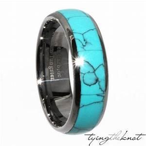 325 best mens wedding bands images on pinterest for Mens turquoise wedding rings