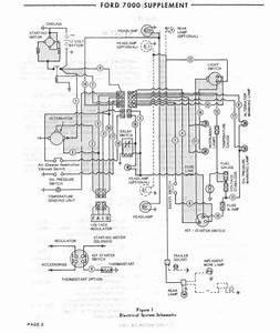 Ford 3400 Wiring Diagram