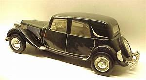 Citroen Romans : roman spain 28 cm citroen 11 cv traction avant mm 1 18 catawiki ~ Gottalentnigeria.com Avis de Voitures