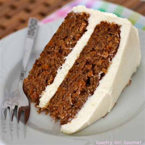 carrot cake  cream cheese frosting  hot southern mess