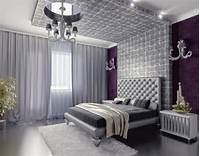 fine bedroom accent wall 20 Beautiful Purple Accent Wall Ideas