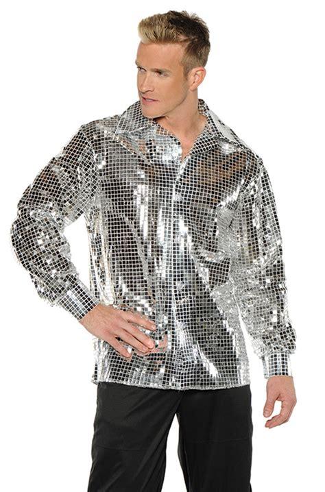 disco ball shirt adult costume purecostumescom