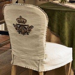 17 best ideas about dining chair slipcovers on
