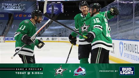 After pausing for reflection, Stars turn focus to Game 4 ...