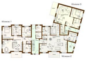 zeichenprogramm kostenlos architektur mehrfamilienhaus grundriss modern