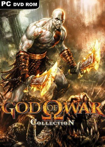 Sie santa monica studio publisher: Games de PC Torrent: God Of War Collection