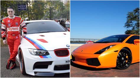 nice cars   top   popular company ceos
