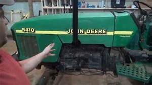John Deere Tractor Blows Fuse  Fuel Shutoff