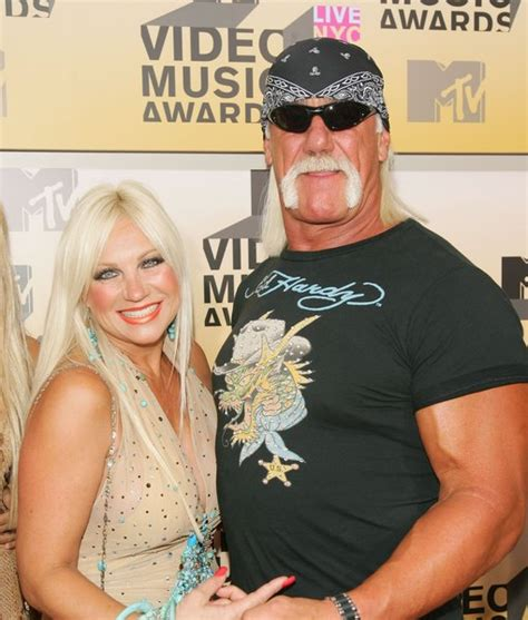 Hulk Hogan Wife Linda Speaks Out His Sex Tape