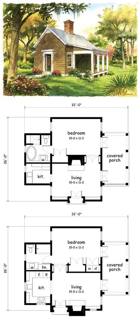 Cottage Floor Plans Best 25 Tiny House Plans Ideas On Tiny Home