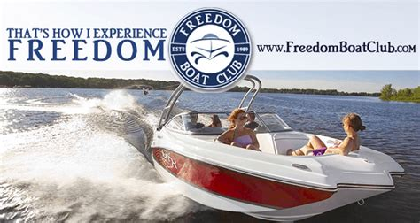 Freedom Boat Club by Freedom Boat Club Of Lake St Clair Open House This