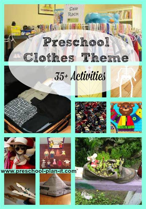 clothes theme  preschool