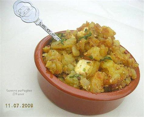 pomme de terre en robe de chambre au four miettes de pommes de terre au curry et au sésame à découvrir