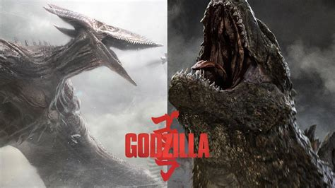 Rodan As Arch Enemy For Godzilla 2019