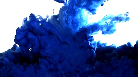 massive blue ink drop  awesomestock videohive