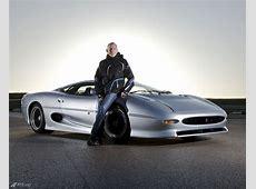Jaguar XJ220 Bilder