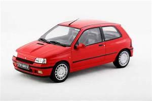 Clio Rouge : renault clio 16s miniature 1991 rouge ottomobile 1 18 voiture ~ Gottalentnigeria.com Avis de Voitures