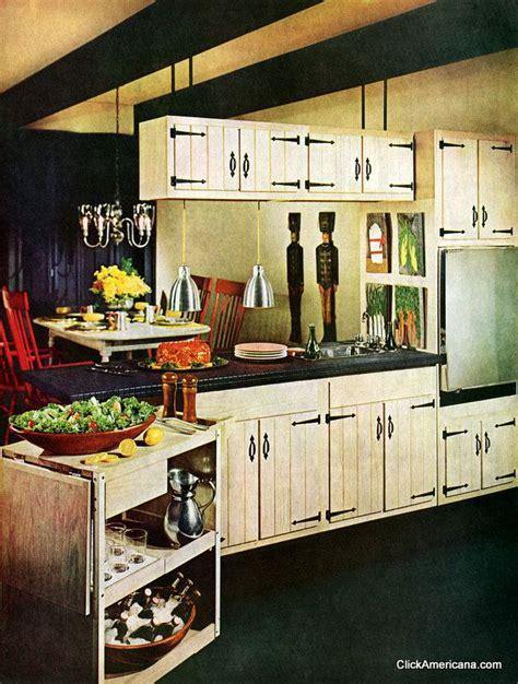 cer kitchen cabinets four wonderful workable kitchens 1965 kitchens 1969