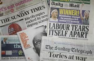 Are Tabloid Newspapers Becoming More Like Broadsheets (And ...
