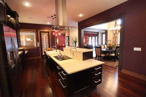 Extreme Makeover  Contemporary  Kitchen  Dallas  By