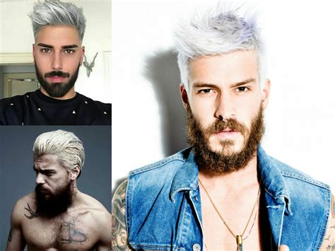 Hairstyles For Redheads Beards Male Platinum Blonde Hair Color Trends 2017 Hairdrome Com