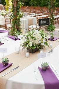 Decoration De Table Pour Mariage : comment d corer le centre de table mariage ~ Teatrodelosmanantiales.com Idées de Décoration