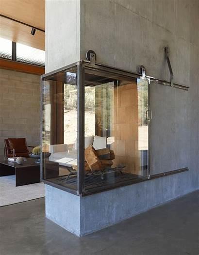 Kundig Olson Sawmill Retreat Canyon California Grid