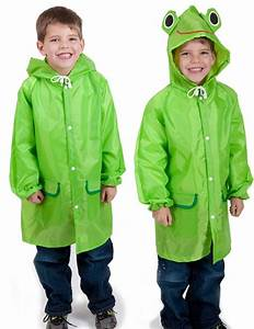 Melissa & Doug Kids Raincoats - $9.99 - Thrifty NW Mom