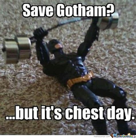Chest Day Meme - chest triceps hypertrophy shred for less