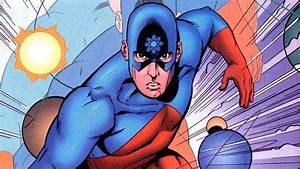 Superhero Origins  The Atom
