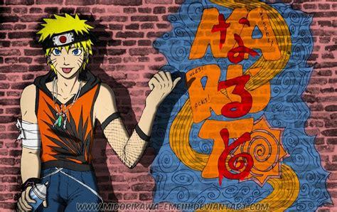 Grafiti Naruto : Graffiti Naruto By Midorikawa-eme111 On Deviantart