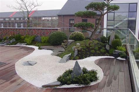 Japanischer Garten Auf Dachterrasse by 25 Best Ideas About Sichtschutzhecke On