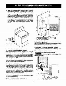 Frigidaire Fgfl77asc User Manual Gas Range Manuals And