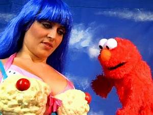 Katy Perry Elmo UNRELEASED Sesame Street Footage YouTube