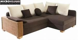 Rattan Sofa Mit Schlaffunktion : rattan polsterecke eck couch sofa mit federkern polsterung padova ebay ~ Watch28wear.com Haus und Dekorationen