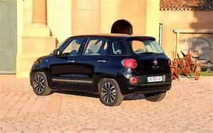 Coffre Fiat 500 : essai fiat 500l ~ Gottalentnigeria.com Avis de Voitures