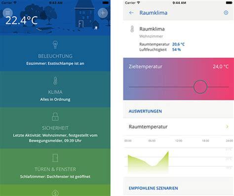 innogy smarthome verbesserungen fuer die ios app iphone