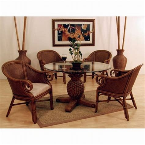 30155 rattan dining table ideal 17 best images about dining room tables on