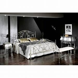 Bett 160x190 : doppelbett 160x190 cm aus eisen handgefertigt made in ~ Pilothousefishingboats.com Haus und Dekorationen