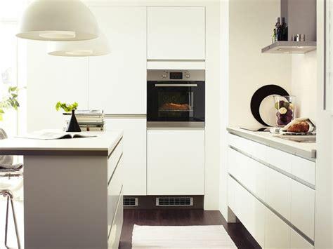 cuisine parfaite cuisine contemporaine blanche comment créer la cuisine