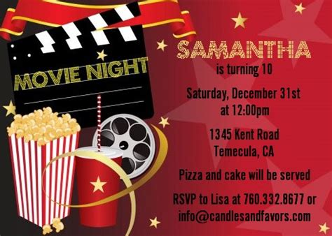 Movie Themed Party Invitations  Cimvitation. Unique Employer Resignation Letter To Employee. Movie Poster Pregnancy Announcement. After Effects Countdown Template. Graduation Gowns And Caps. Cowboy Invitations Template Free. Facebook Collage App. Restaurant Gift Certificate Template. Herff Jones Graduation Packages