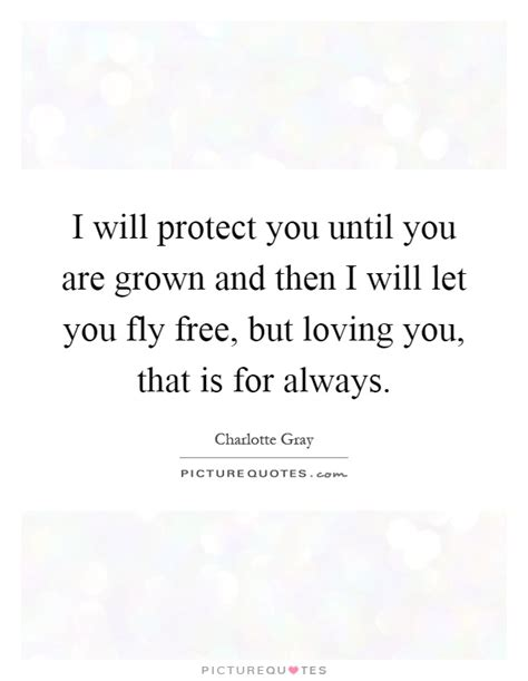 I Will Always Protect You Quotes